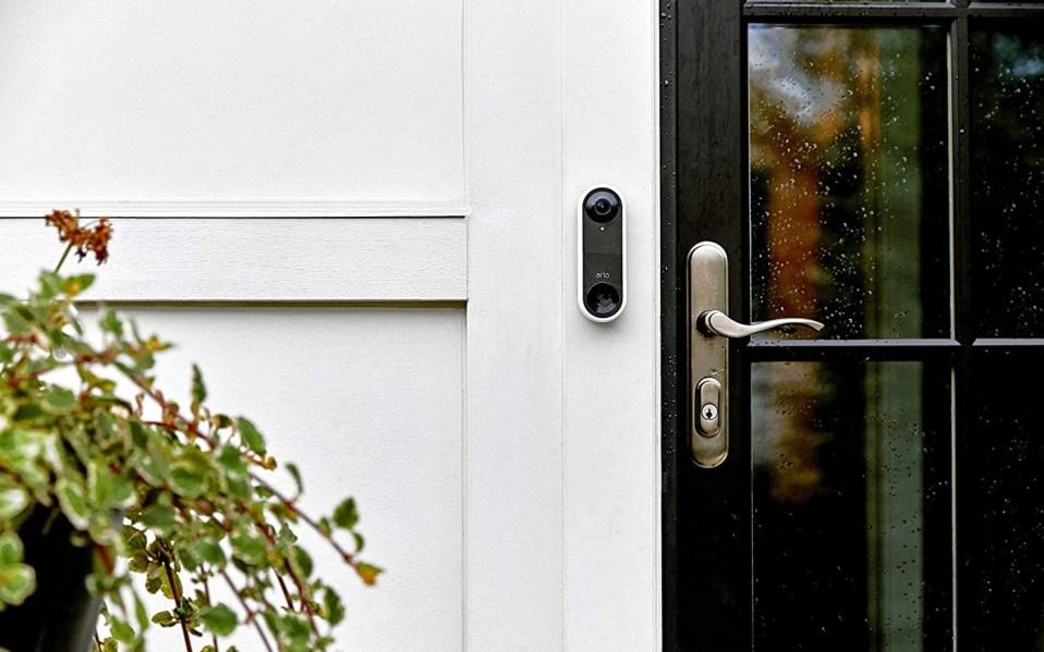 smart doorbell featured image