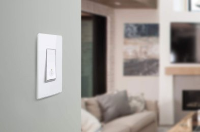 your home needs a smart light switch