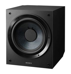 sony 10 inch active subwoofer