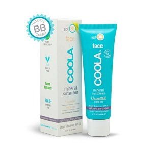 best sunscreen for face coola