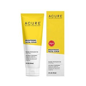 heat rash treatment facial scrub
