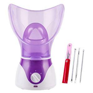 heat rash treatment facial steamer