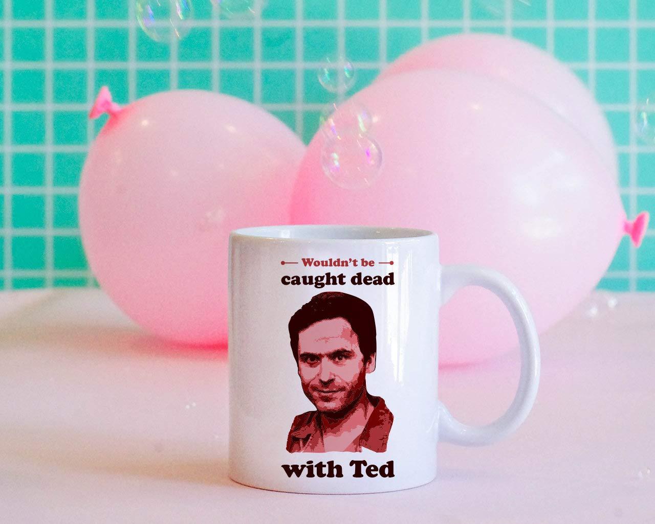 ted bundy mug