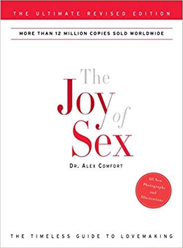 Joy of Sex, best sex book