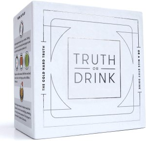 truth or drink cards, drinking card game