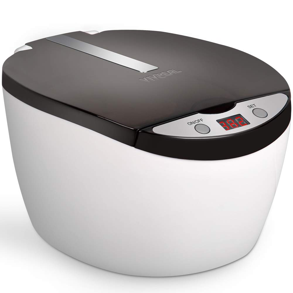 digital smart ultrasonic cleaner