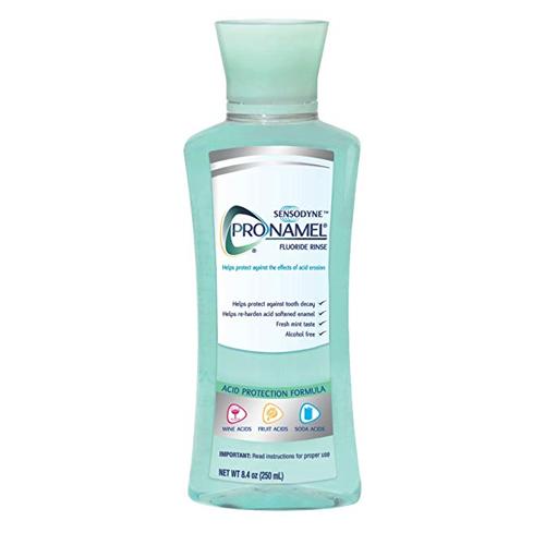 best mouthwash for bad breath pronamel
