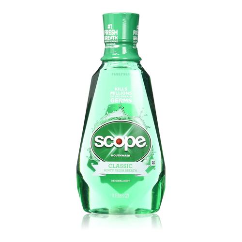 best mouthwash scope mouthwash