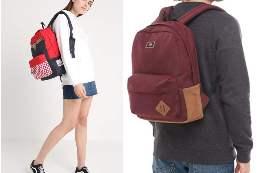 Best Men's Backpacks Vans Work College
