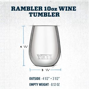 yeti wine tumbler review