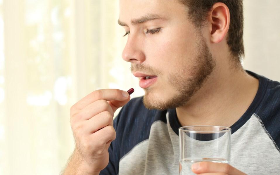 Best Supplements for Men Zinc Acne
