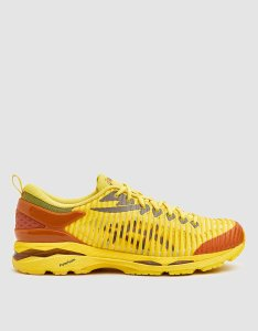 Yellow Sneakers Asics