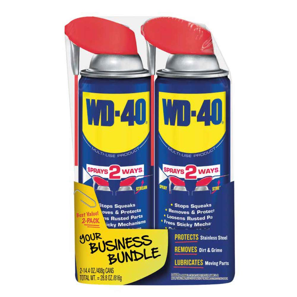wd 40 lubricant 2 pack