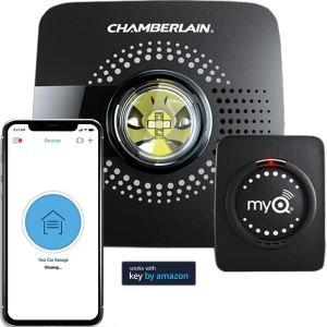 Smart Garage Door Opener Chamberlain