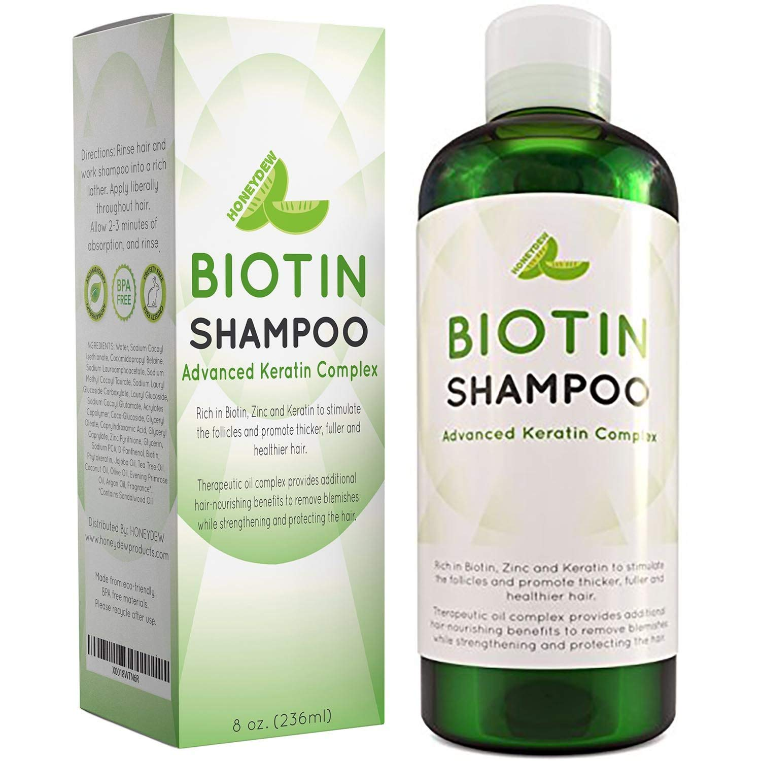 Biotin Shampoo Hair Loss