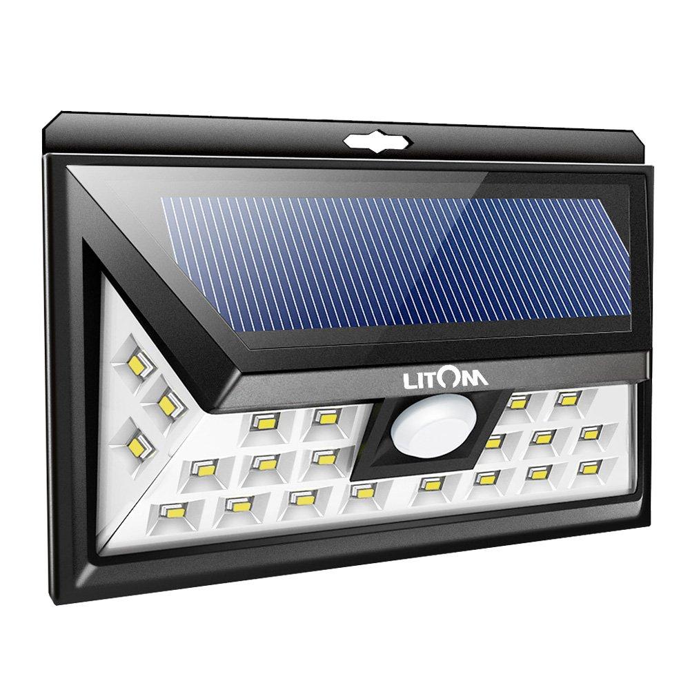 Outdoor Solar Lights LITOM