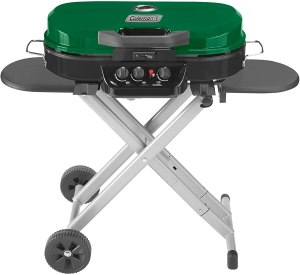 Coleman portable grill