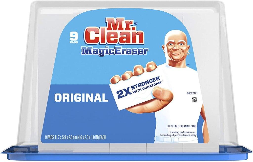 mr clean magic eraser pack
