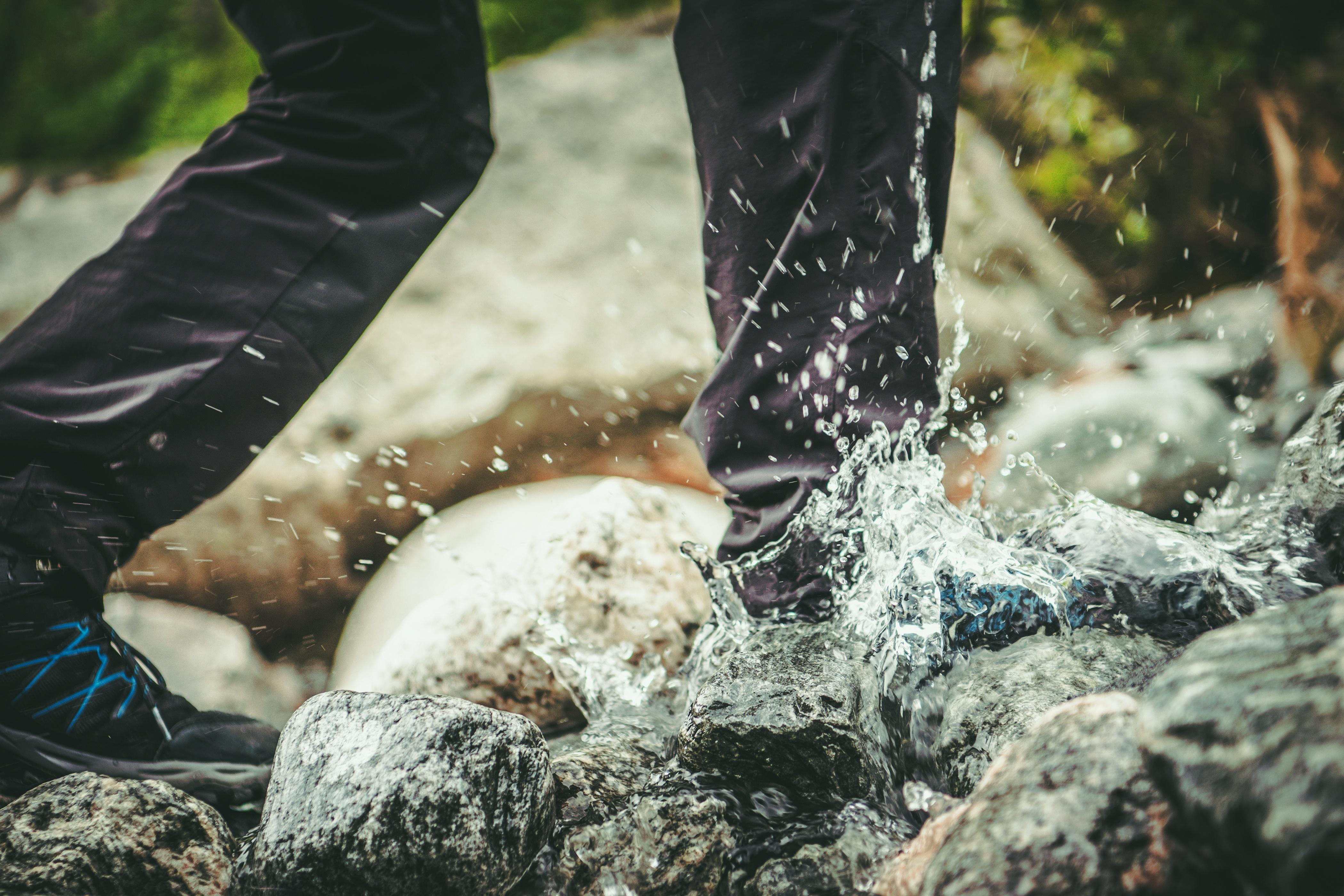 good sneakers for rain
