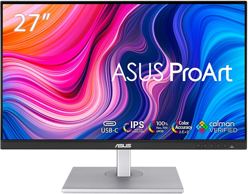 "ASUS ProArt Display 27"" Monitor"
