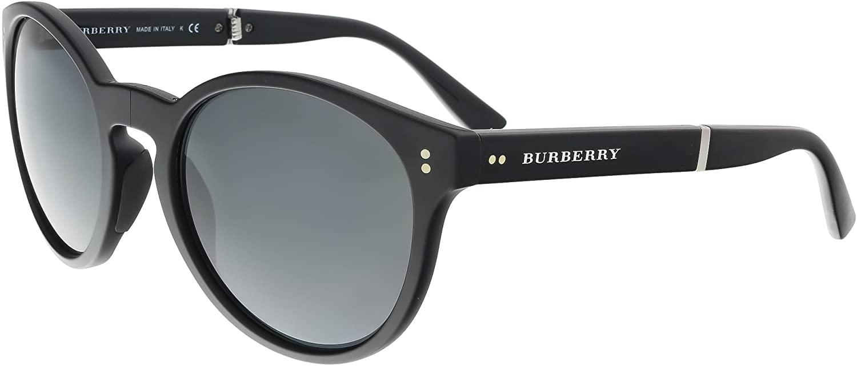 Burberry black folding sunglasses