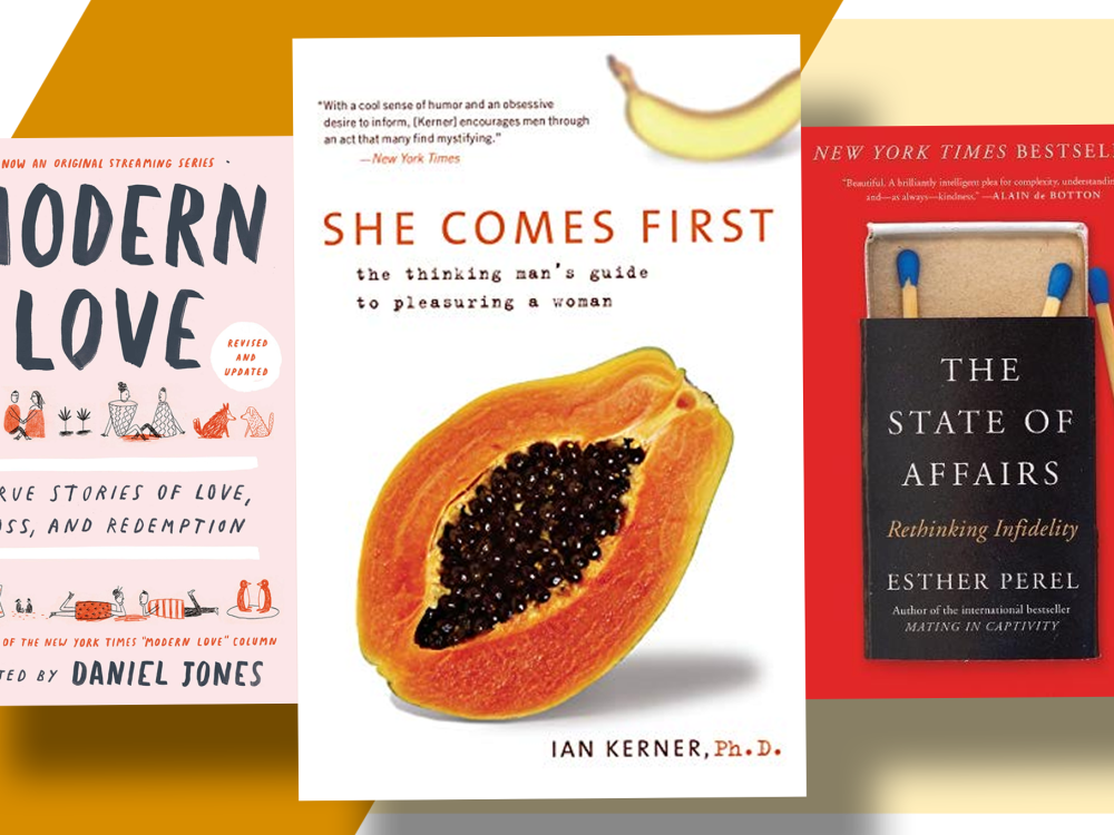 Modern Love: The Best Books on Dating and Relationships for Men to Read