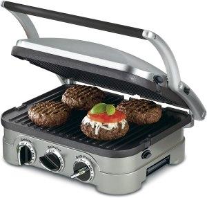 best indoor grills cuisinart