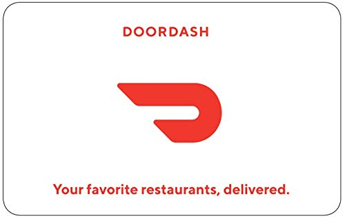 doordash mothers day gifts from son gift cards