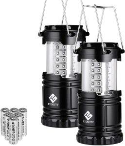 camping lanterns etekcity