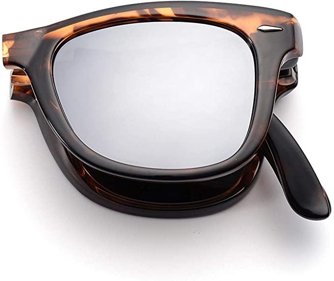 Hindar Panda folding sunglasses