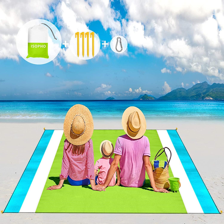 ISOPHO beach blanket, picnic blankets