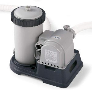 Intex Krystal Clear Cartridge Filter Pump