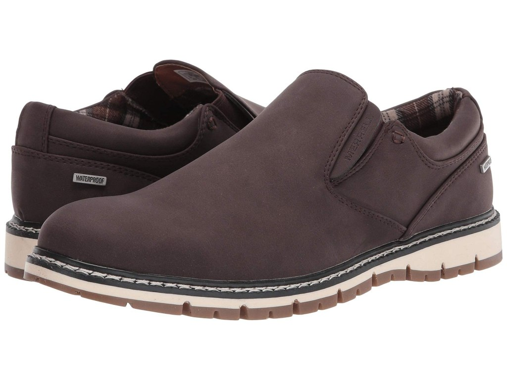 waterproof sneakers merrell