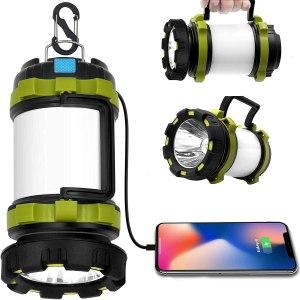 wsky led camping lantern
