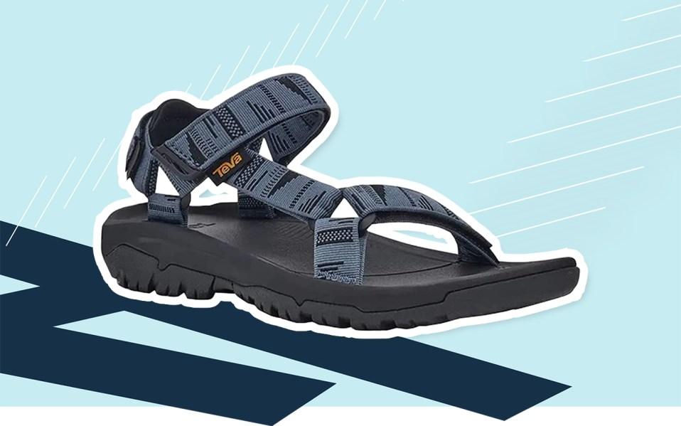 best hiking sandals and flip flops