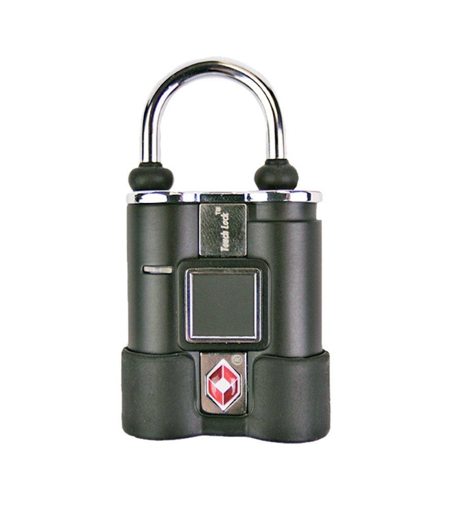 BIO-key TouchLock TSA Approved Smart Luggage Lock