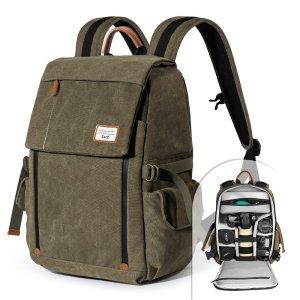 best camera backpack zecti