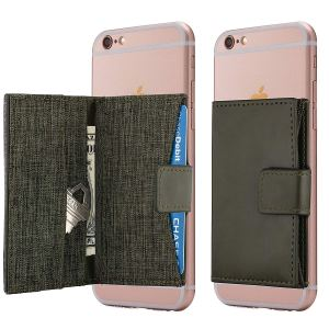 Cardly Cell Phone Stick on Wallet Phone