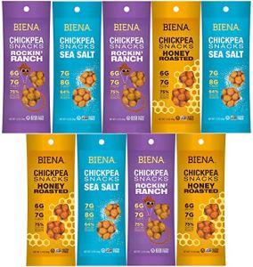 best chickpea snacks biena