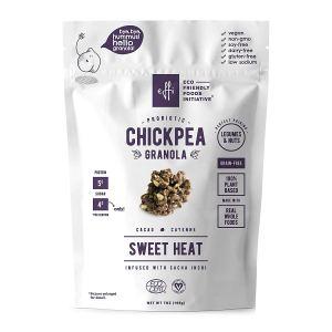 best chickpea snacks granola