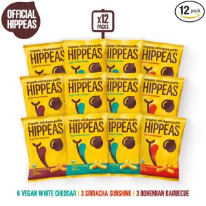 best chickpea snacks hippeas