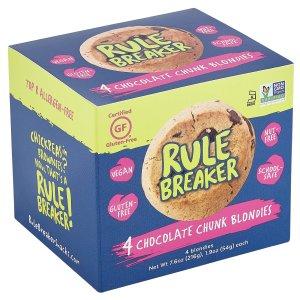 best chickpea snacks rule breaker blondies