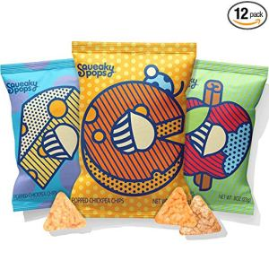 best chickpea snacks squeaky chips