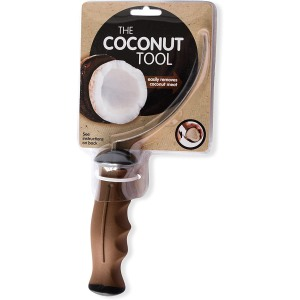 The Coconut Tool Stainless Steel Coconut Meat Removal Knife