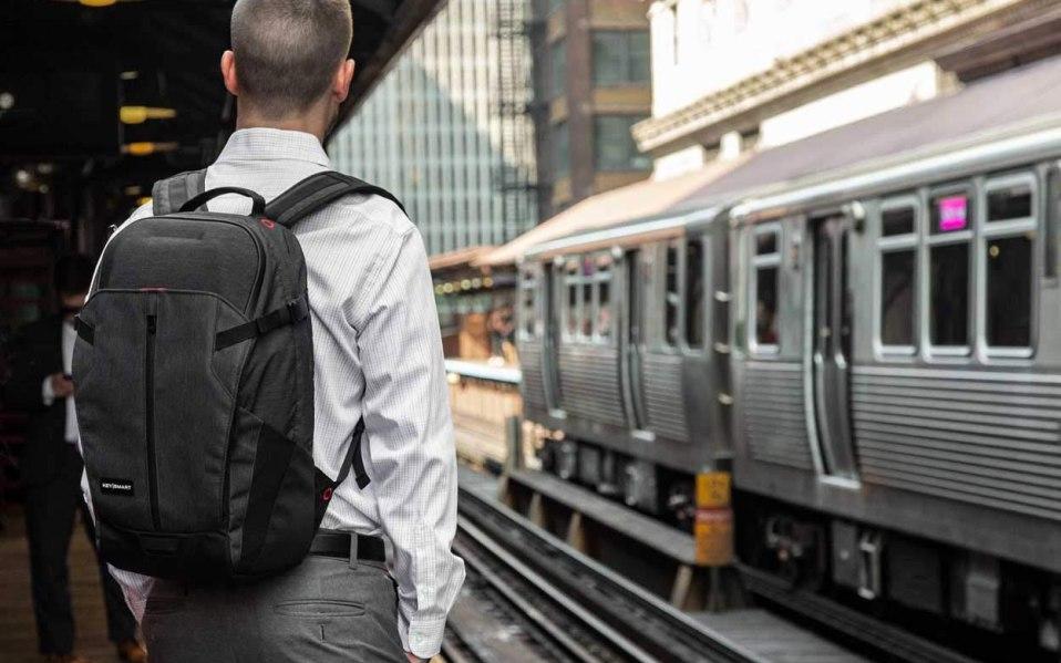 best backpack for travel keysmart urban