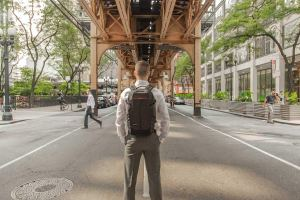 best backpack for travel keysmart urban 21
