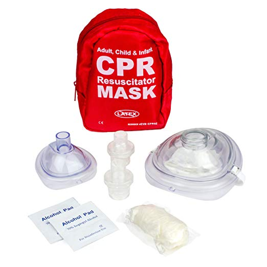 Ever Ready CPR Mask