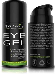 how to get rid of dark circles eye gel