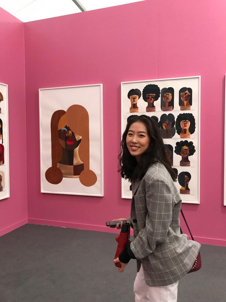 Joy Yun graphic designer