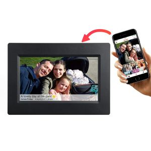 best digital photo frame feelcare